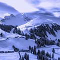 Winter Vista by Fabian Schneiter