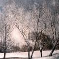 Winter by Vladimir Kezerashvili