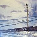 Winter Walkers by Glenn Marshall