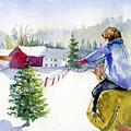 Winter Warmth by Laura Rispoli