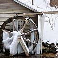 Winter Wheel by David Arment