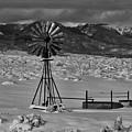 Winter Windmill by Gary Benson