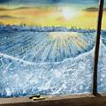 Winter Window by Glenn Galen