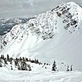 Winter Wonderland At Terminator Peak by Adam Jewell