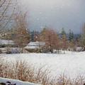 Winter Wonderland - Country Art by Jordan Blackstone