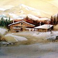 Winter Wonderland  by Hazel Holland