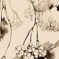 Winterberries by Laurel Adams