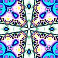 Wintercross by Blind Ape Art