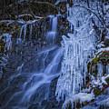 Winterfalls by Mitch Shindelbower