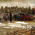 Winter's End by Vivan Robinson