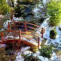 Winter's Goodbye by Karen Wiles