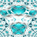 Winter's Jewels by Abstract Angel Artist Stephen K
