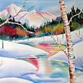 Winter's Light by Deborah Ronglien