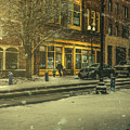 Winters Night by Bob Orsillo