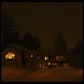 Winter's Night by Gerry Tetz