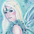 Winters Song Fairy by Renee Lavoie