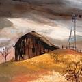 Winterstorm by Mona Davis