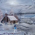 Wintertime by Faye Tracy