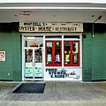 Wintzells Front Door In Mobile Alabama by Michael Thomas