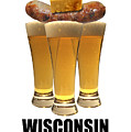 Wisconsin Food Pyramid by Tim Nyberg