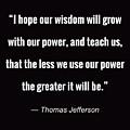 Wisdom Will Grow by Greg Joens