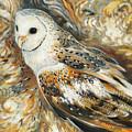 Wise Owl 4 by Ekaterina Mortensen