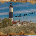 Wish You Were Here 2015 by Kathryn Strick
