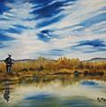 Wishing I Was Fishing by Roberta Martin