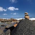 Wishing Rocks Aruba by Amy Cicconi