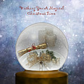 Wishing You A Magical Christmas Time by Terri Waters