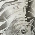 Wisper Black Ribbon Collection#2 by Delbert Cobb