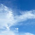 Wispy Clouds by Jennifer Booher