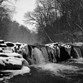 Wissahickon Snow by Kristen Pearce