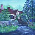 Wisteria Mansion by Bill Junor