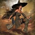Witch Way  by Ali Oppy