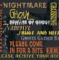 Witchcraft Typography by Debbie DeWitt