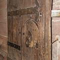 Witches Bite Door Heidelberg Castle by Teresa Mucha