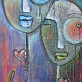 With Love On Our Wings by Laurie Maves ART