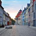 Wittenberg Morning by Jost Houk