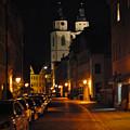 Wittenberg Night by Jost Houk