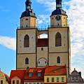 Wittenberg Sky by Jost Houk
