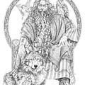Wizard IIi - The Family Portrait by Steven Paul Carlson
