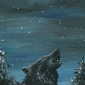 Wolf And The Stars by Christine StPierre