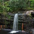 Wolf Creek Falls by John Ricker