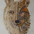 Wolf Machine by Laura Johnson