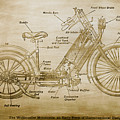 Wolfmueller Motor Cycle 1894 by Bill Cannon
