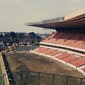 Wolverhampton - Molineux - Molineux Street John Ireland Stand 3 - 1979 by Legendary Football Grounds