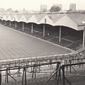 Wolverhampton - Molineux - Molineux Street Stand 1- Bw - Leitch - September 1968 by Legendary Football Grounds
