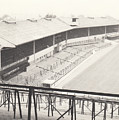 Wolverhampton - Molineux - Waterloo Road Stand 1 - Bw - Leitch - September 1968 by Legendary Football Grounds