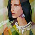 Woman 2006 by Lutz Baar